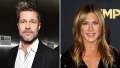 Brad Pitt seen for the first time since attending ex wife Jennifer Aniston 50th Birthday party