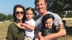 Bristol Palin and Dakota Meyer With Their Kids