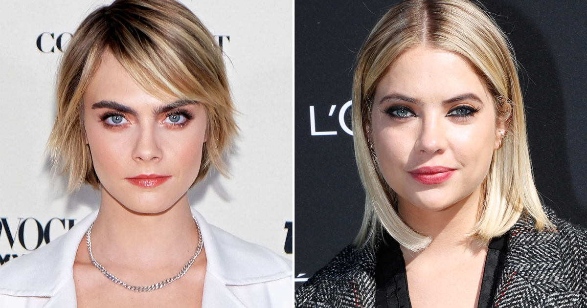 Ashley Benson and Cara Delevingne Are House Hunting in L.A.