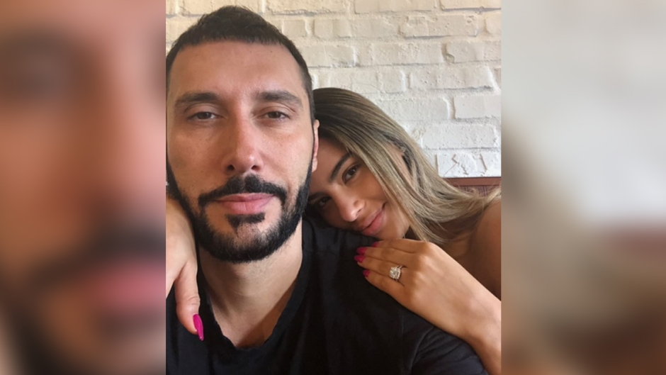 Cedric Gervais Engaged To Ariadna Gutierrez
