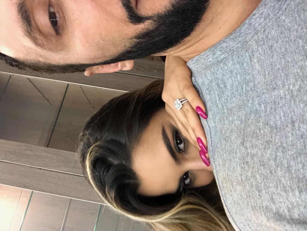 Cedric Gervais and Ariadna Gutierrez Engaged