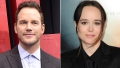 Chris Pratt Responds After Ellen Page Calls Out His Church for Being Infamously Anti-LGBTQ