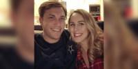 Danielle Bergman and Bobby Dodd Selfie
