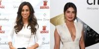 Danielle Jonas and Priyanka Chopra