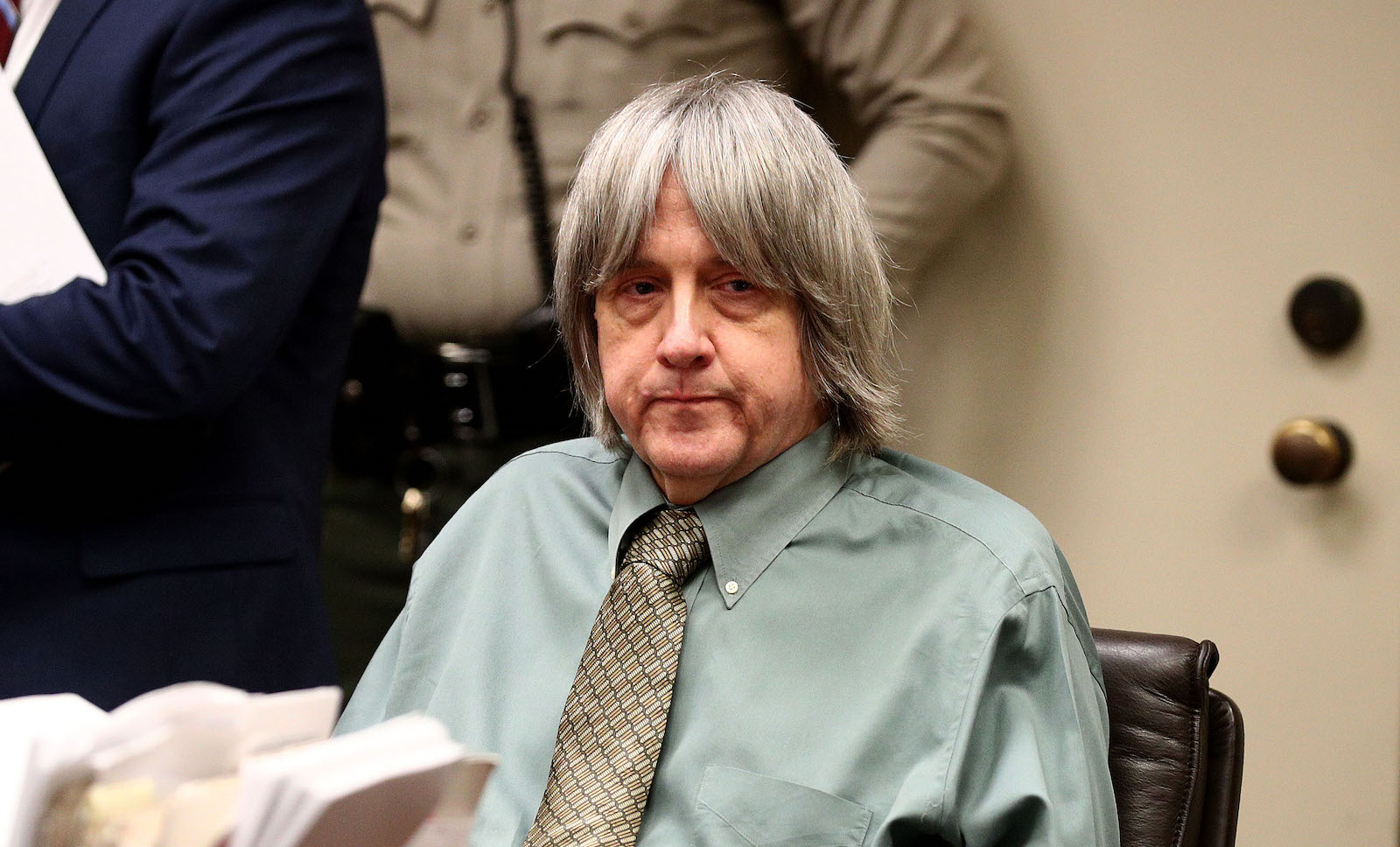 David Turpin Pleads From Jail I Hope My Kids Can Forgive Me