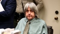 David Turpin Sitting In Court