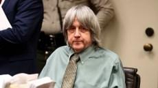 David Turpin Sitting In Court