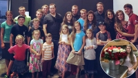 How do the Duggars Celebrate Valentines Day