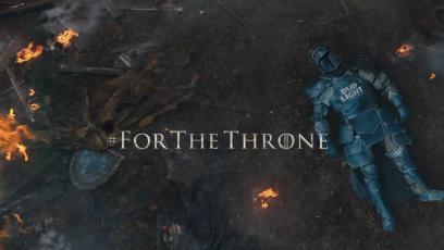 Game Of Thrones Bud Light Commercial Still