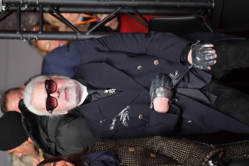 Karl Lagerfeld death details