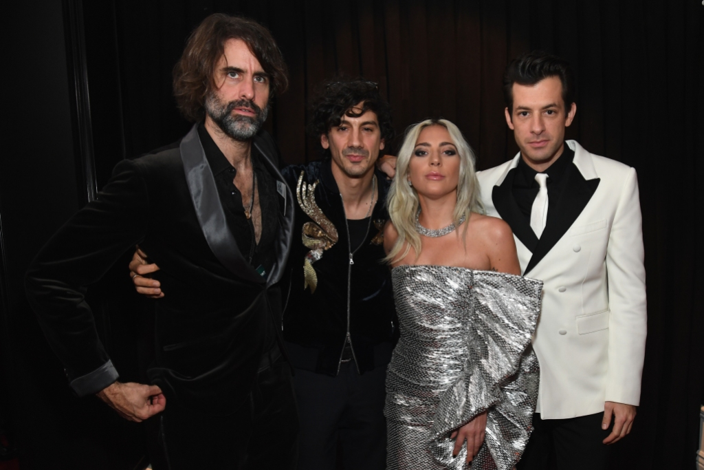 Lady Gaga mark ronson a star is born 61st Annual GRAMMY Awards - Red Carpet