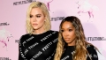 Khloe Kardashian and Malika Haqq first appearance since Tristan Thompson and Jordyn Woods cheating scandal