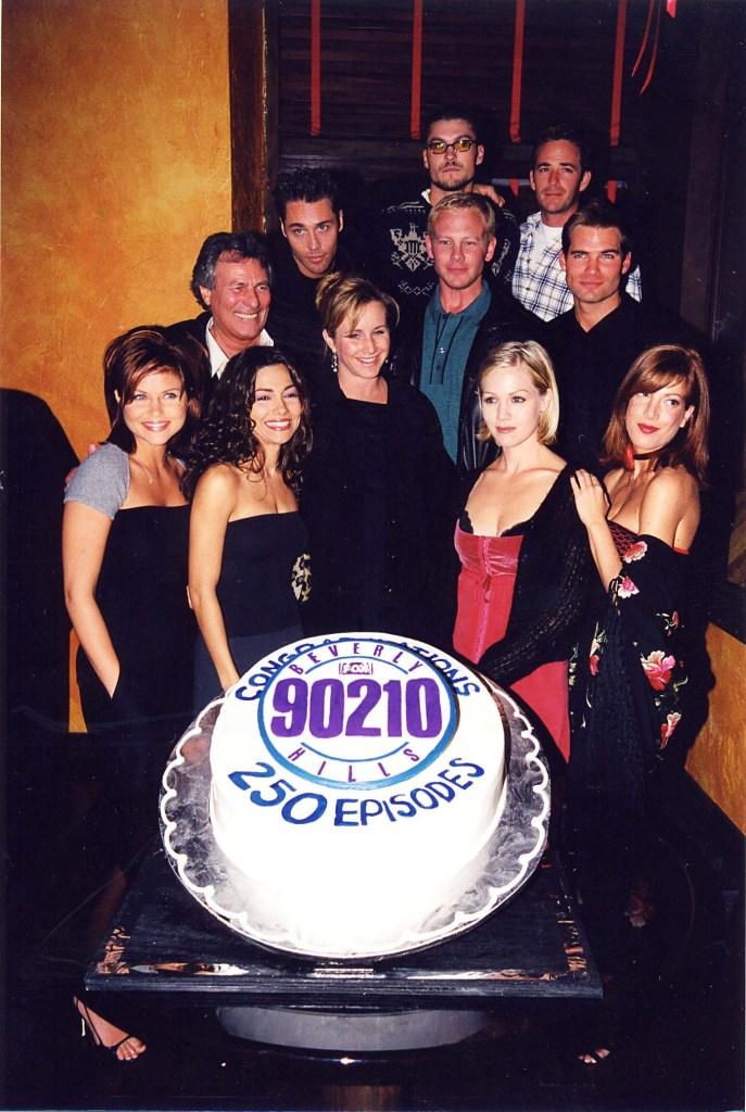 90210 cast party