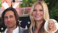 Gwyneth Paltrow's mom says her daughter and brad are very happy since tying the knot