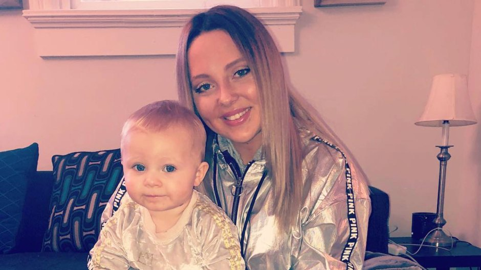 Jade Cline Young and Pregnant Split With Baby Daddy