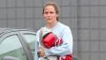 Jennifer Garner Boxing Workout