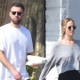 EXCLUSIVE: Jennifer Lawrence and boyfriend Cooke Maroney are spotted grabbing lunch to go
