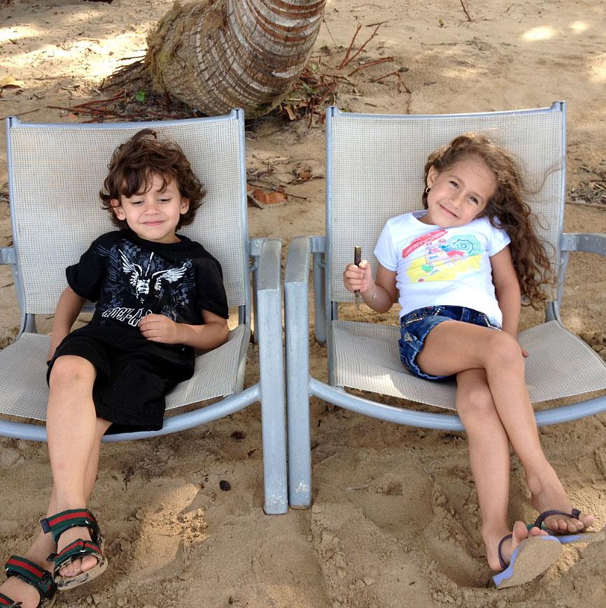 Jennifer Lopez Children PNG