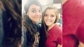 Jinger and Joy-Anna Duggar Selfie