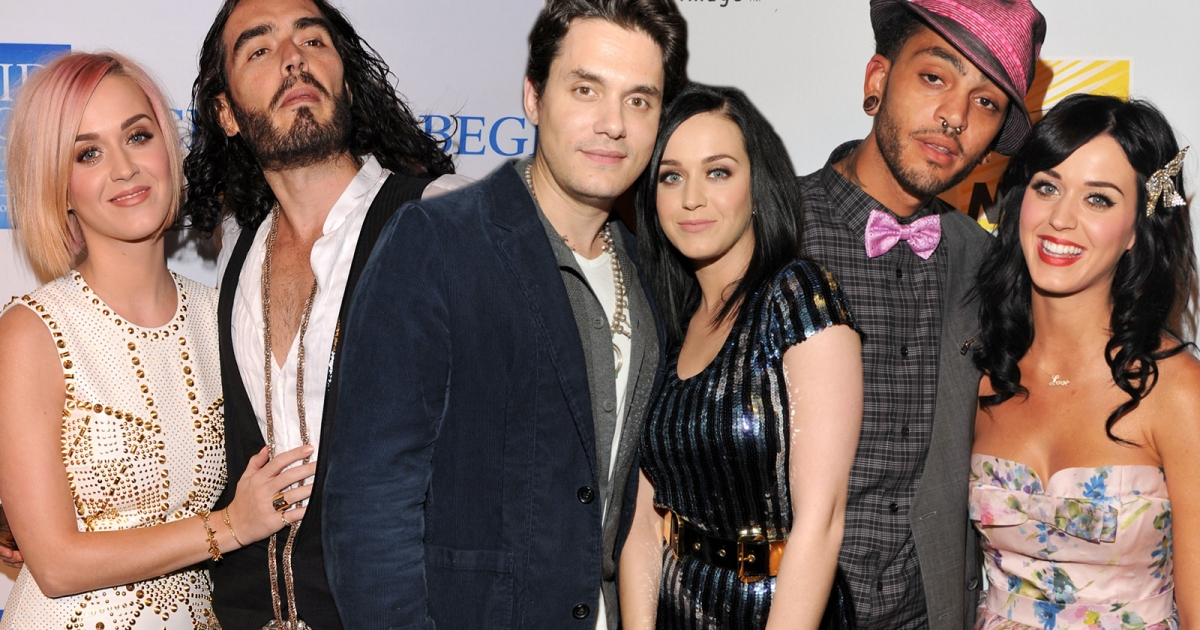 Sorry, Boys! Katy Perry Is Off the Market So These Famous Exes Missed Their Shot