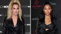 Khloé Kardashian and Jordyn Woods On Red Carpets