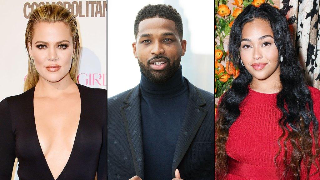 Khloe Kardashian Likes Tweet Tristan Thompson Jordyn Woods Cheating Scandal Not Her Fault