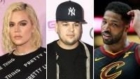 Khloe Kardashian's Brother Rob Kardashian Enraged by Tristan Thompson's Betrayal