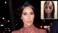 Kim Kardashian Alerts Parents to the Scary Momo Challenge Sweeping the Internet