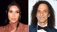 Kim Kardashian Trapped Kenny G