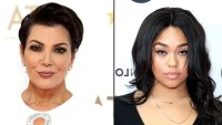 Kris Jenner Gave Jordyn Woods a 'Stern Warning' About Tell-All Interview