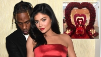 Kylie Jenner Travis Scott Valentines Day