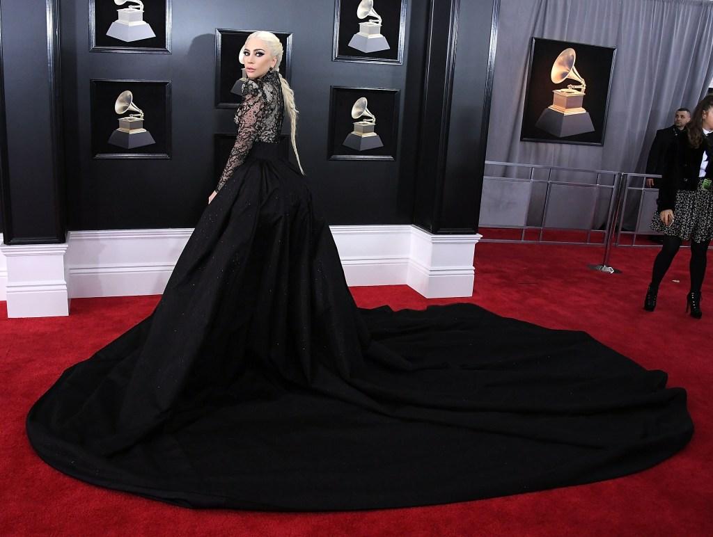 Lady Gaga Grammys 2018