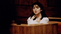 Lorena Bobbitt In Court In 1994
