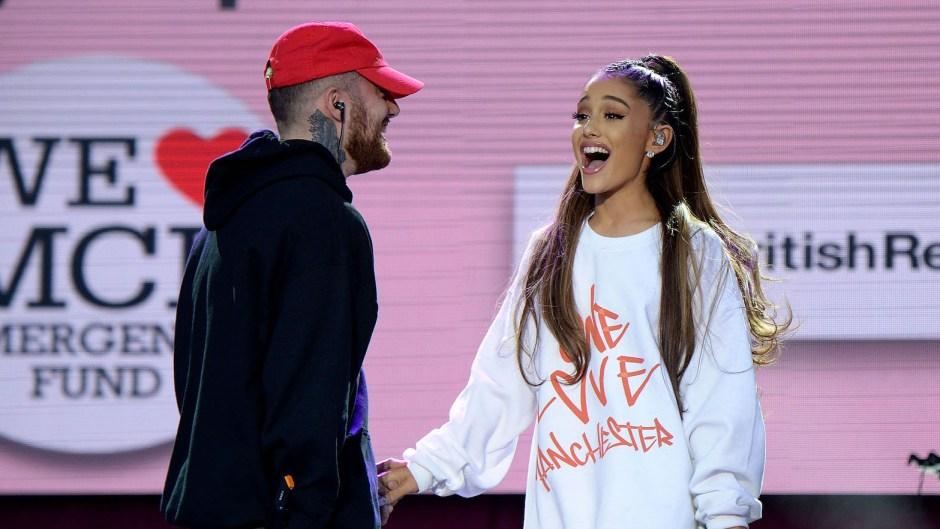 Mac Miller Ariana Grande Manchester