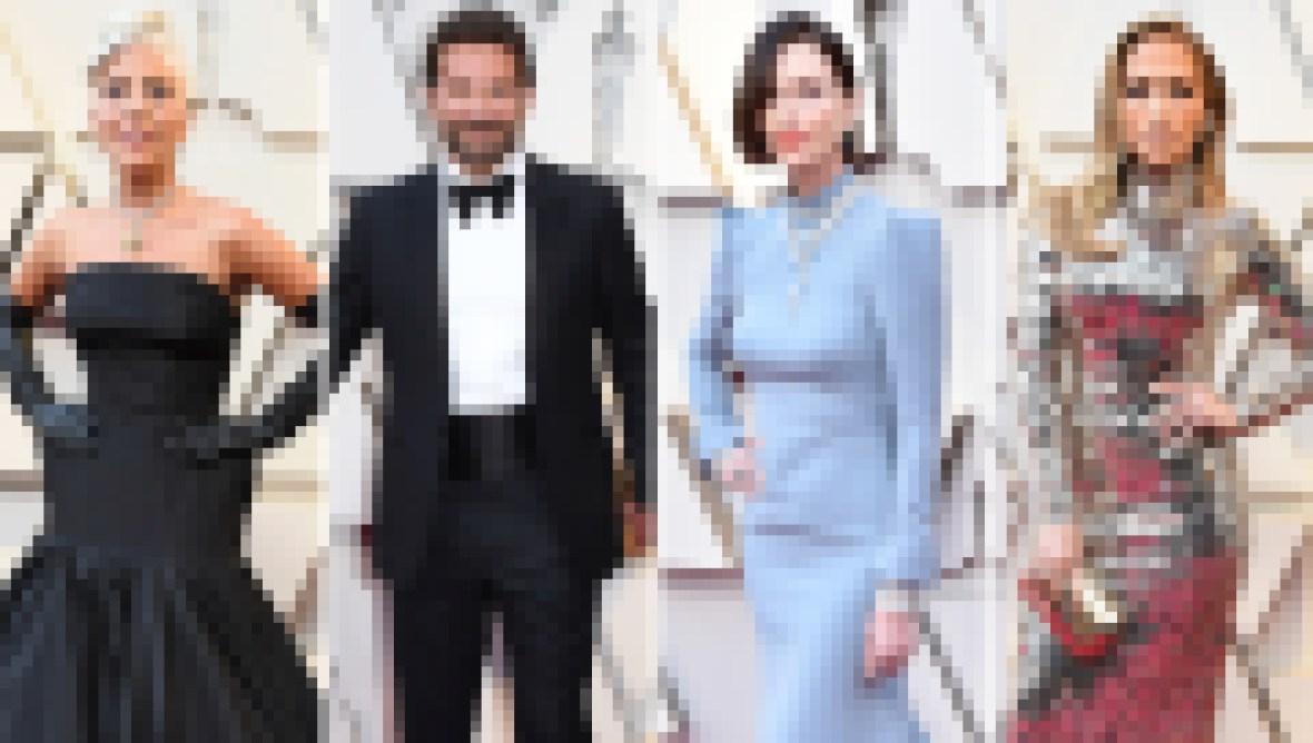 Red Carpet Oscars 2019