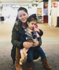 Jenelle Evans Fires Back After Revealing She Can Fly Despite Esophageal Spasms: 'You're All Up in My Business'