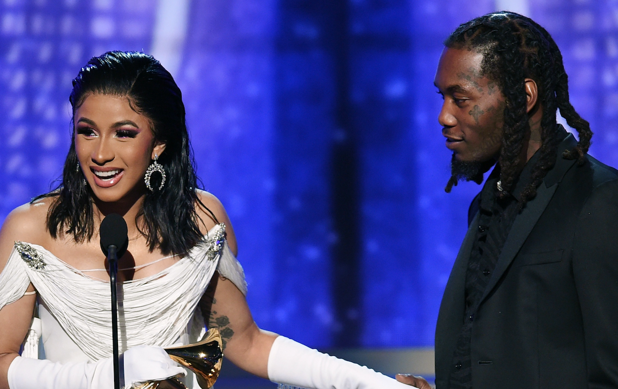 Cardi B Deactivates Her Instagram Account After Controversy for Grammy Win