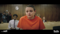 Joey King in her new trailer