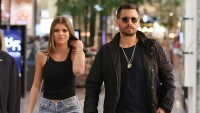 Sofia Richie comments on Scott Disick's Instagram