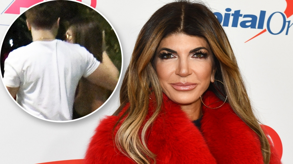 Teresa Giudice and New Man Spotted Together Again