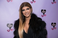 Teresa Giudice On The Morning Breath In January 2018