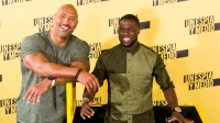 The Rock Kevin Hart Un Espia Y Medio