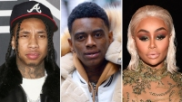 Tyga Fires Back at Soulja Boy Following Blac Chyna Comment