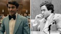 Zac Efron In Ted Bundy Movie