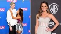 ariana grande and pete davidson and kate beckinsale