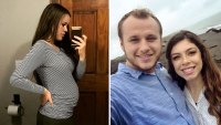 Jessa Duggar Shares Bittersweet Baby Bump Pic, Reveals Sister-in-Law Lauren Would Have Had Same Due Date