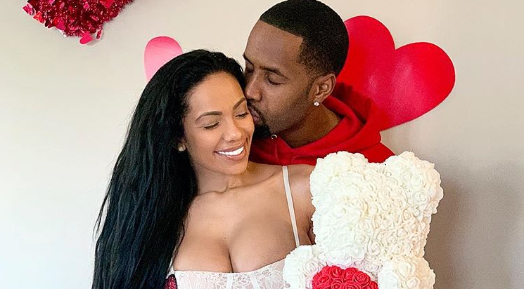 Who is erica mena dating from love and hip hop