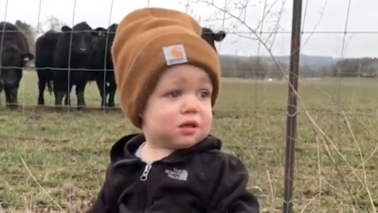 Jackson Roloff Is Ready to Take Over Behind the Camera and It's the Cutest Thing You'll See Today
