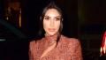 Kim Kardashian Stressing Baby No. 4 Arrival