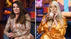 Photo Of Lisa Vanderpump Next To Photo Of NeNe Leakes